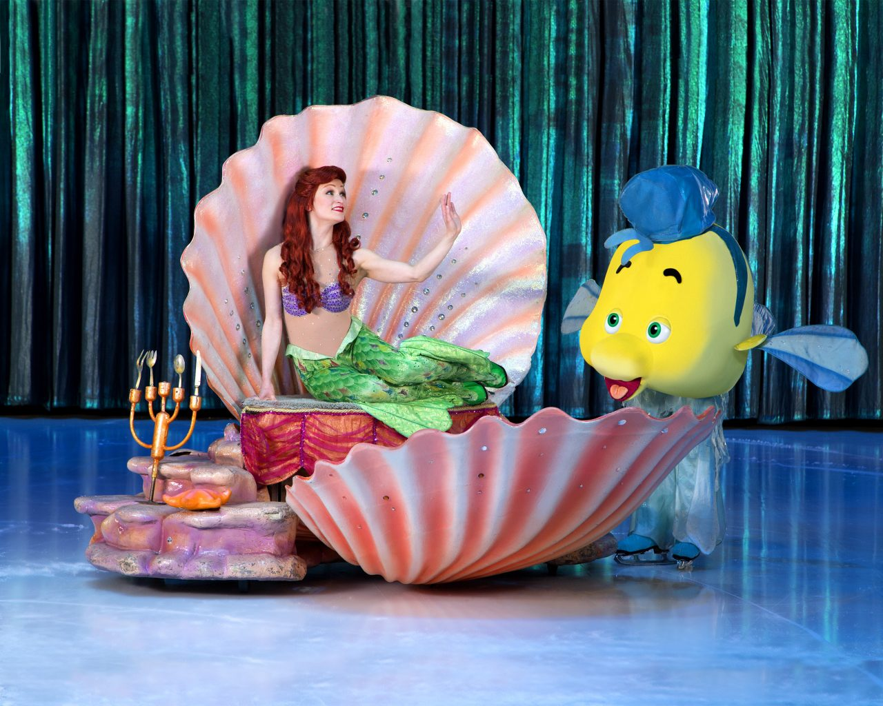 Disney on Ice comes to Manchester this October
