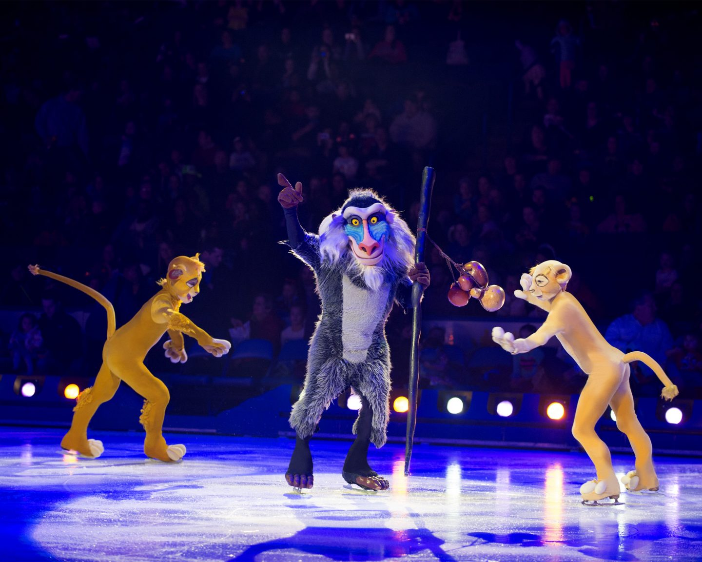 lion king disney on ice manchester