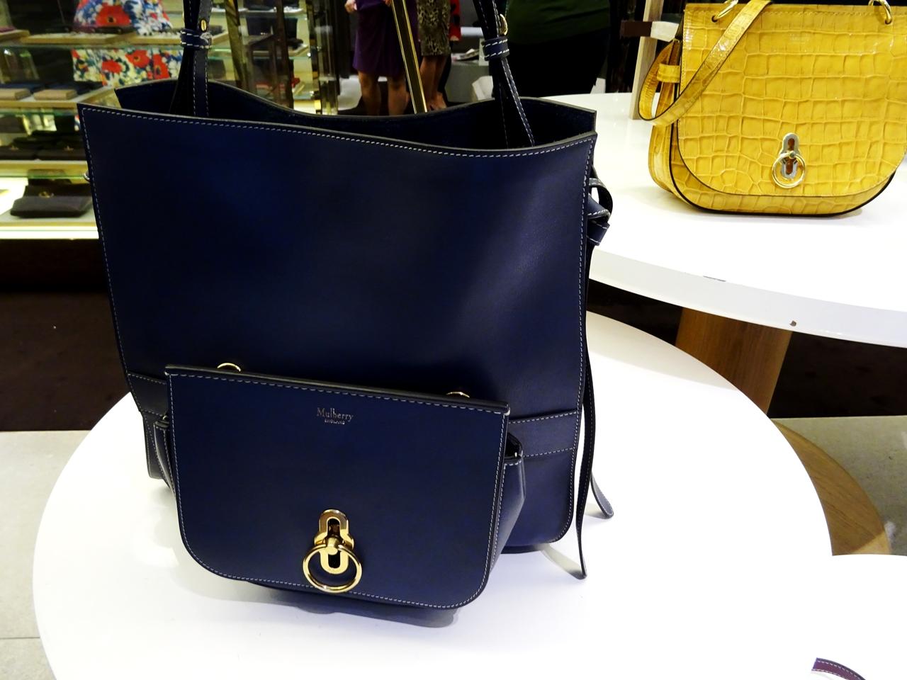 mulberry amberley rucksack backpack mini bag