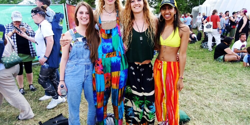 2017 Festival Style from Bluedot