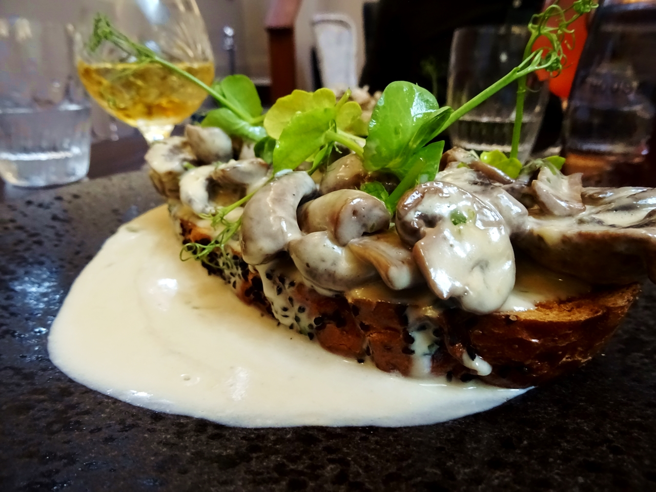 bloomer shrooms starter courthouse cheshire knutsford