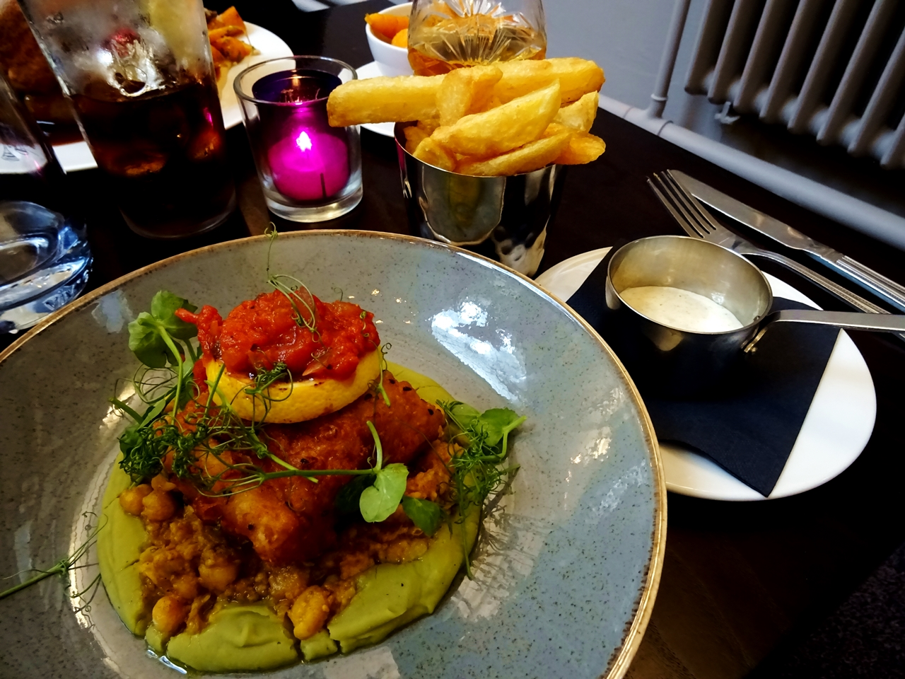 fish and chips courthouse cheshire knutsford