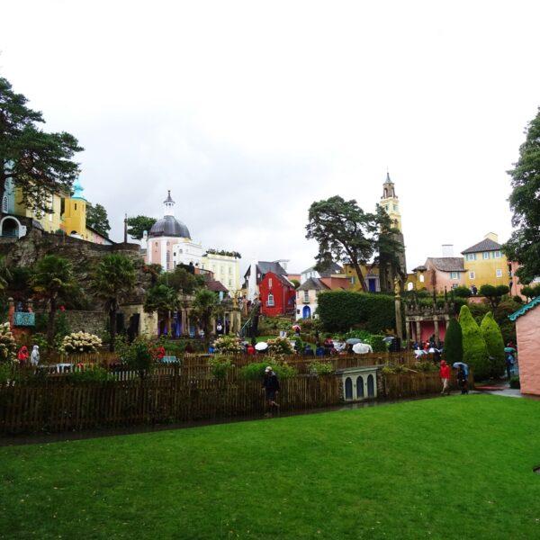 portmeirion village uk wales