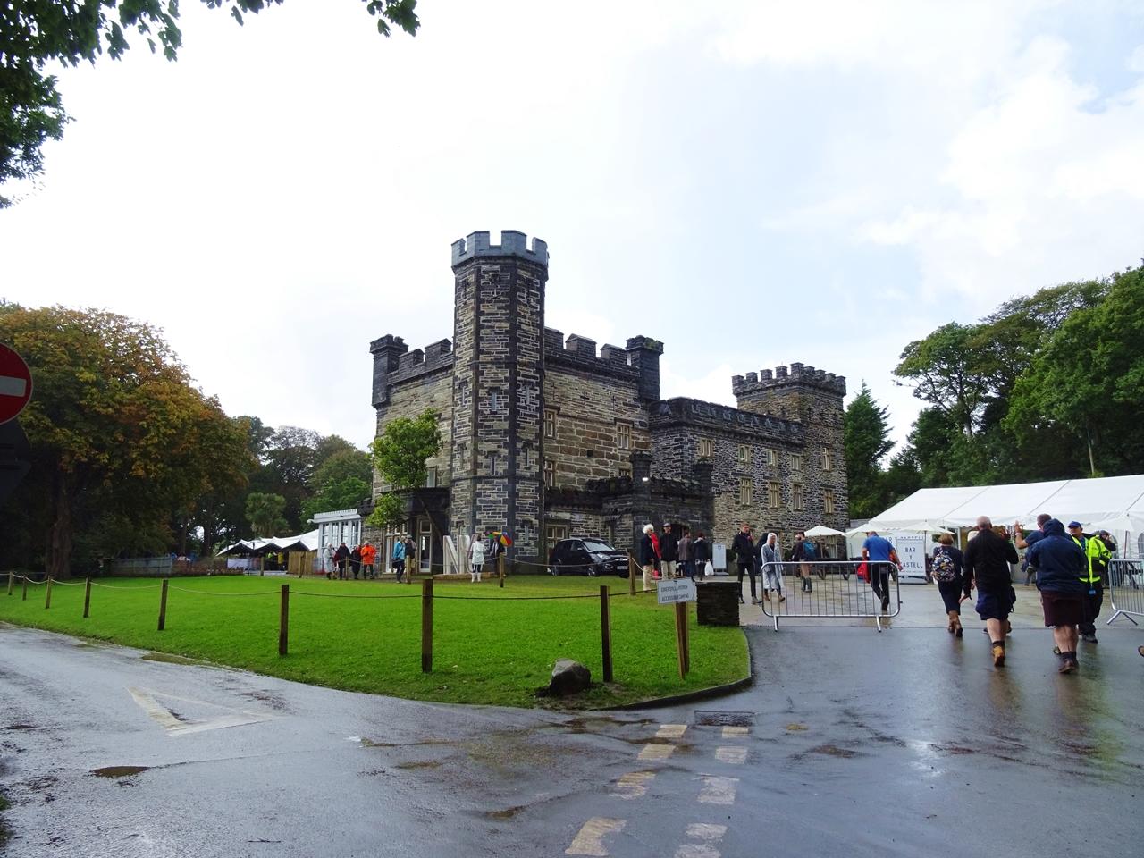 portmeirion castle village festival number 6 2017