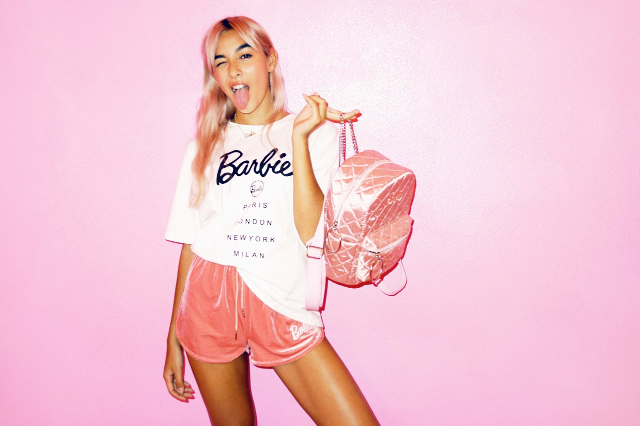 missguided x barbie collection fashion fast