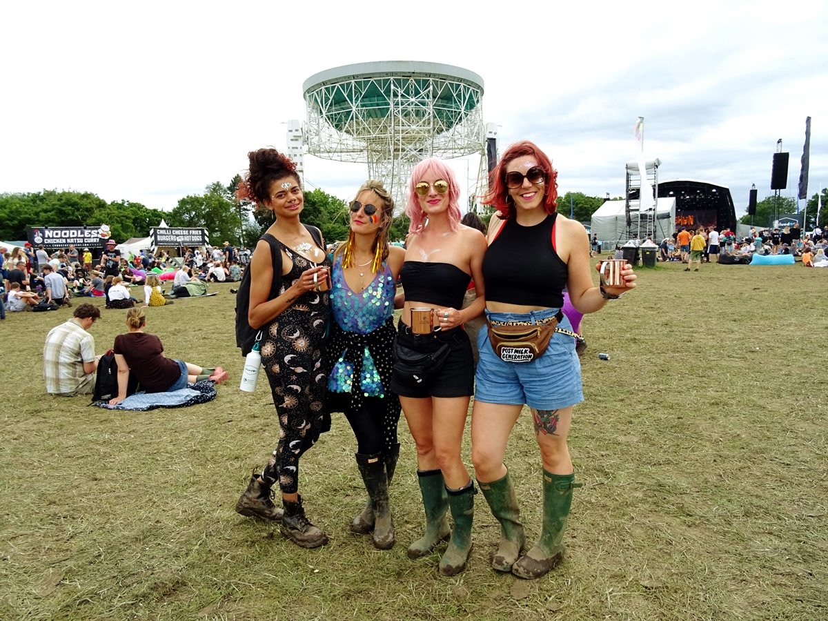What they wore to Bluedot Festival 2019