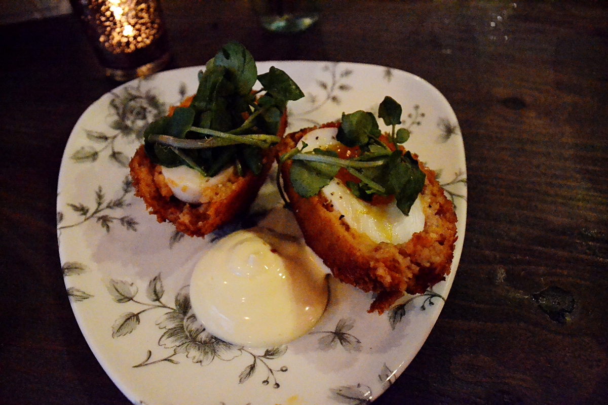 scotch eggs eden manchester