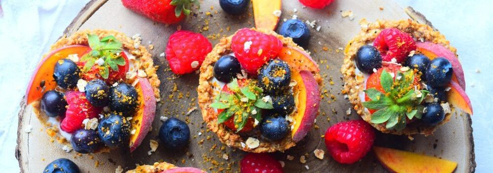 MyNutriCounter Breakfast oat cups recipe. a healthier happier you e-book