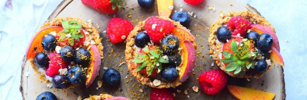 Easy & Healthy Oat Breakfast Cups Recipe with MyNutriCounter