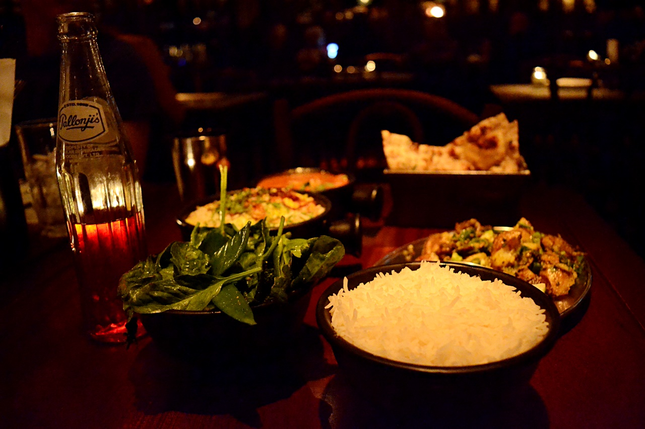 bombay food dishoom mains manchester curry