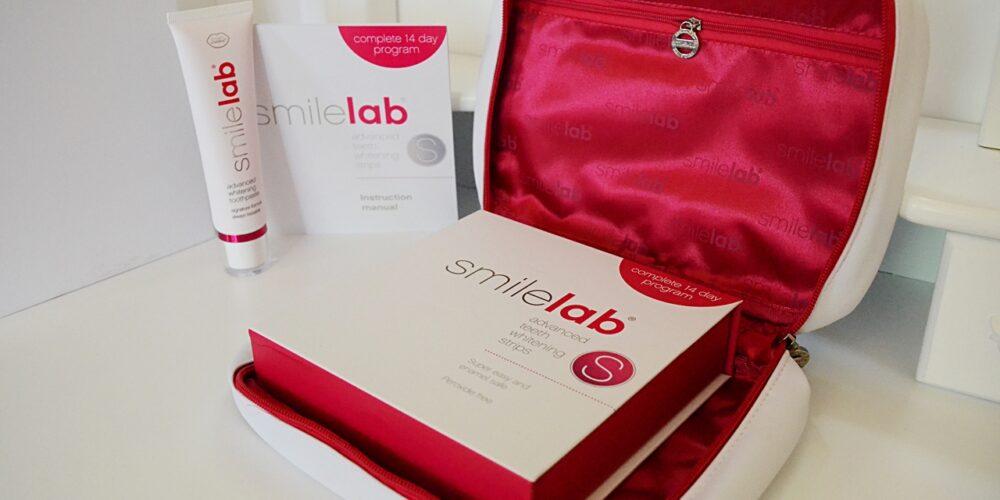 smile lab teeth whitening kit review