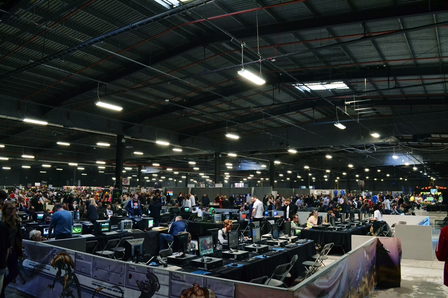 play expo red bull gaming event manchester 2016