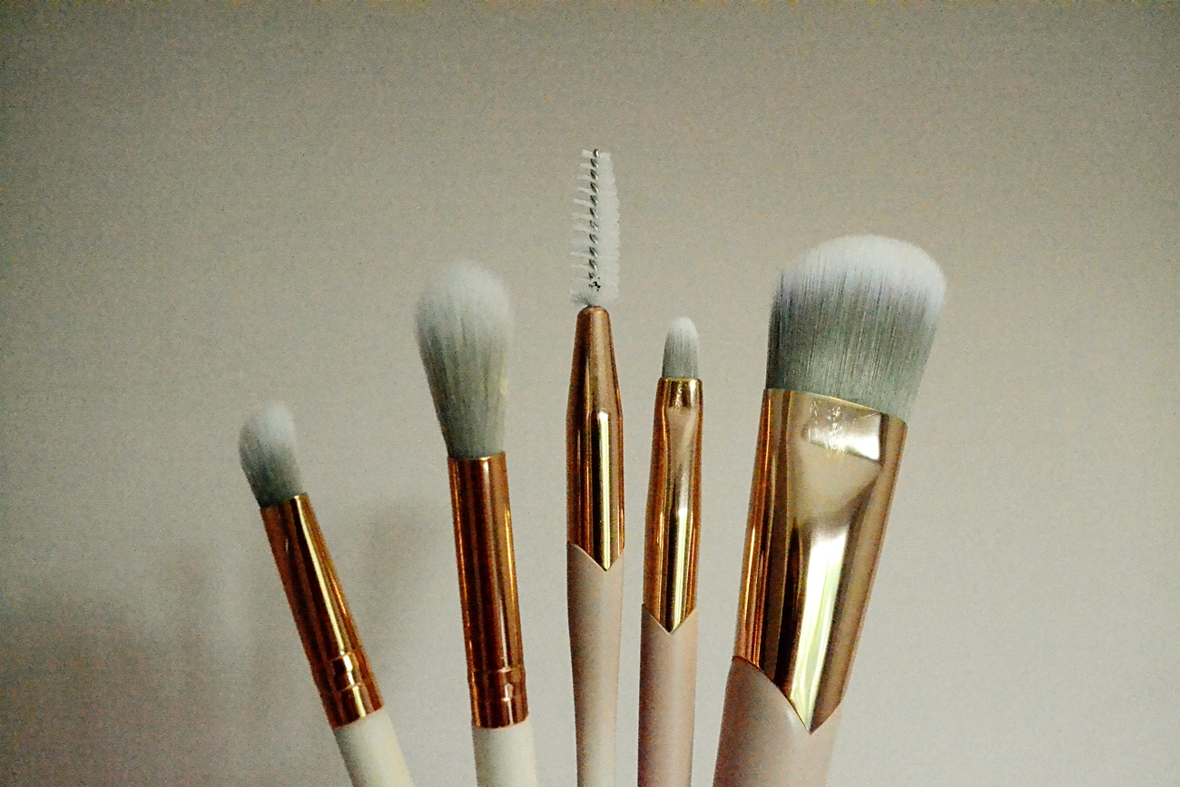 Wilko Make-Up Brushes Tried and Tested