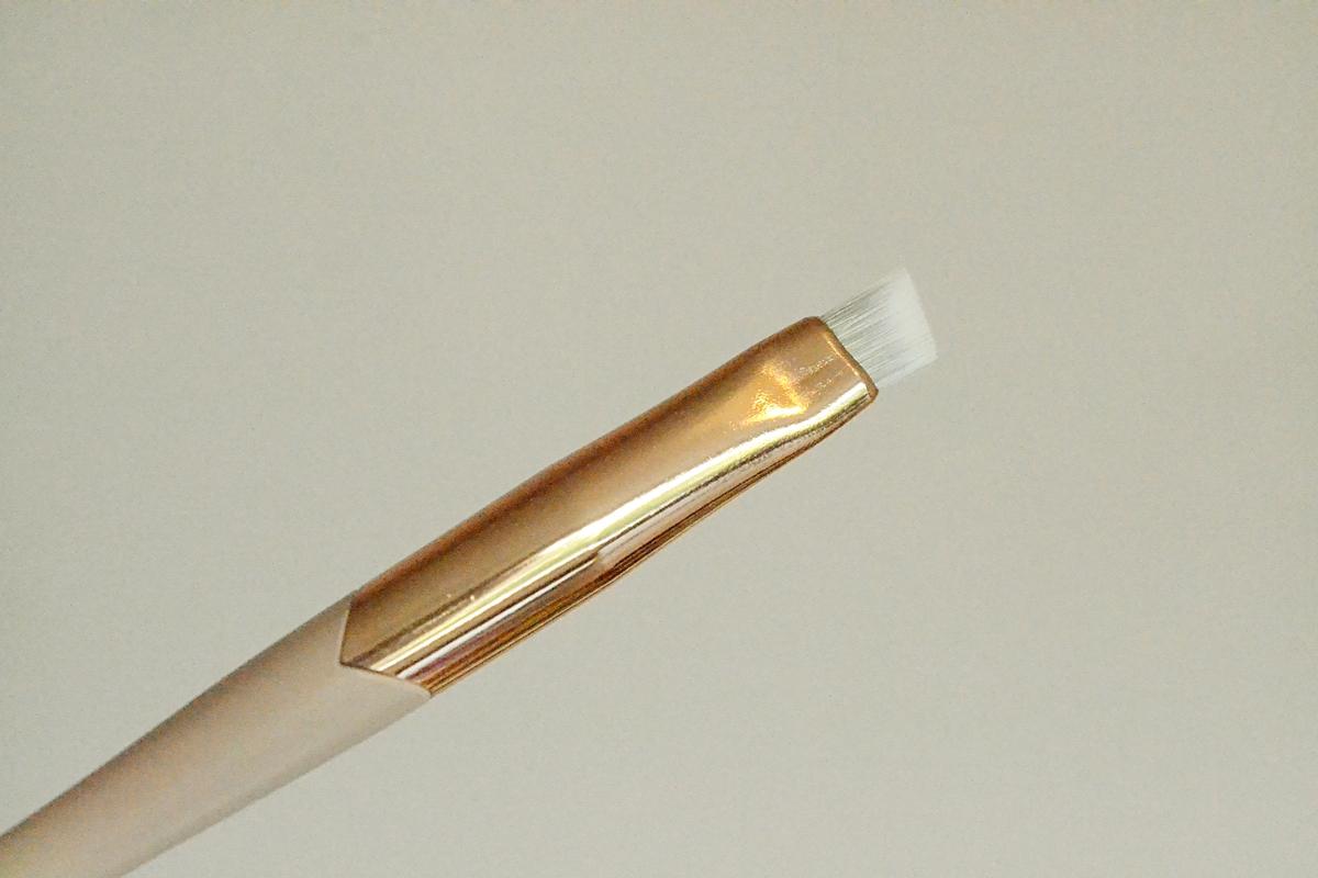 eyebrow brush angled tip wilko