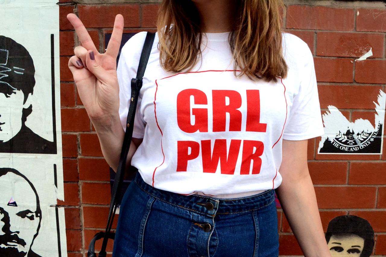 grl pwr t shirt lotd fast fashion