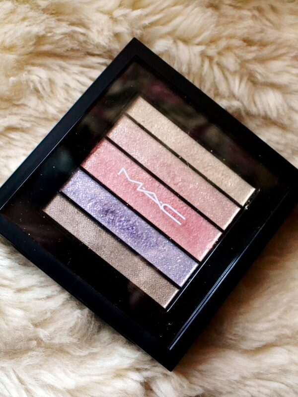 Mac Pearlfusion Glitter Pastelluxe Eye Shadow Review