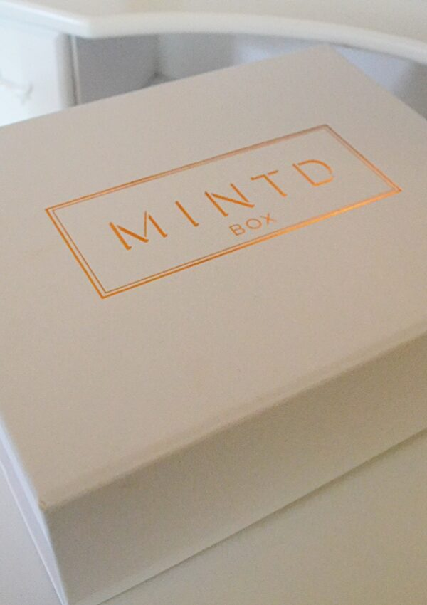 MINTD Beauty Box Review