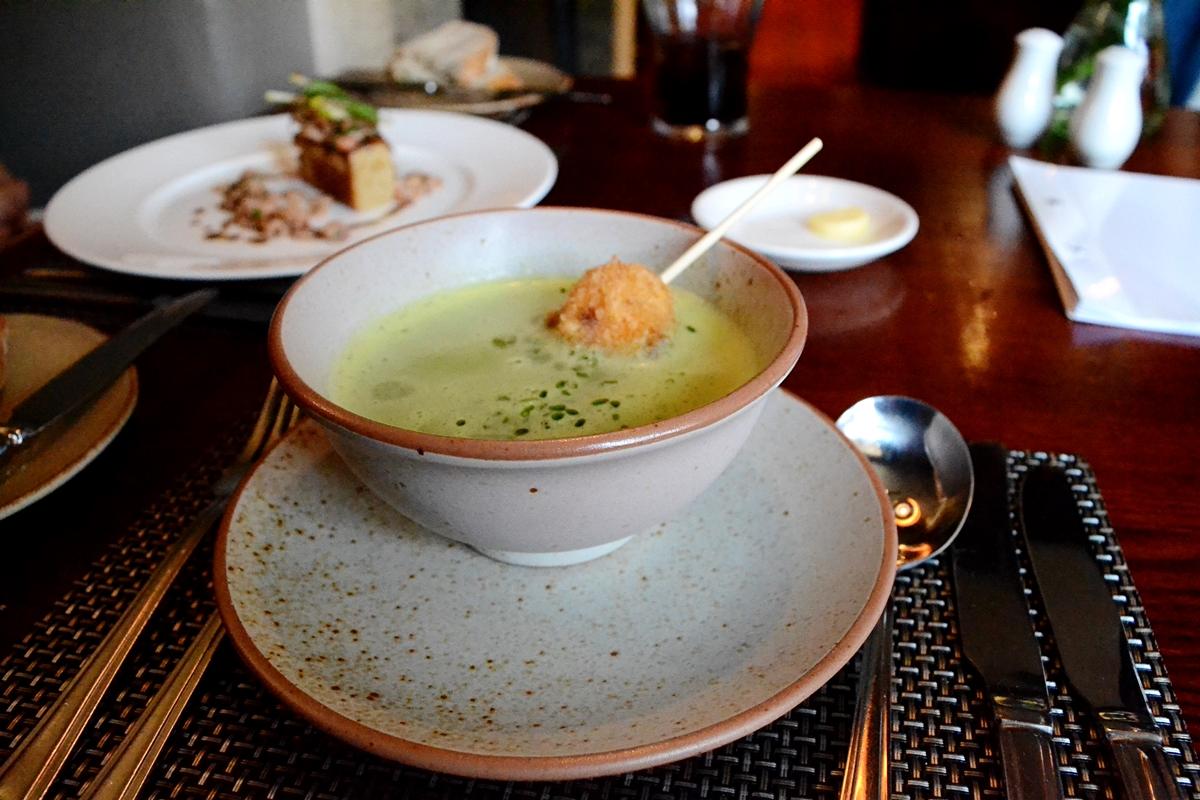pea soup white hart inn