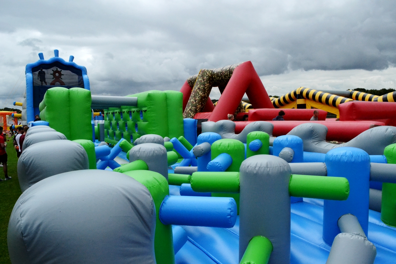 The Labyrinth Challenge comes to Haydock Racecourse