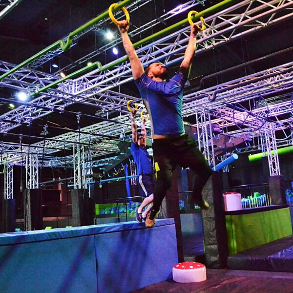 Total Ninja Manchester Review