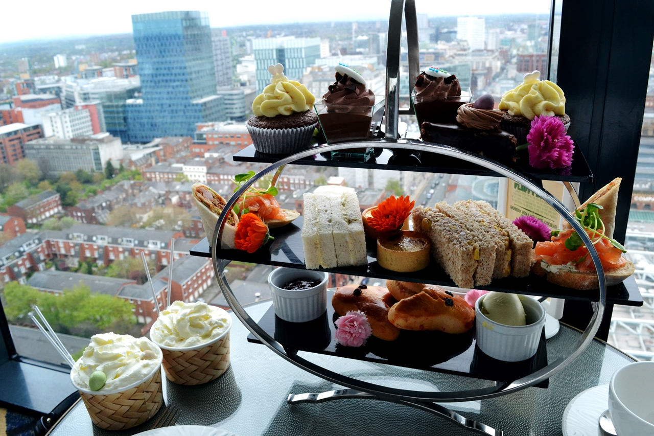 Cloud 23 Easter Afternoon Tea Review