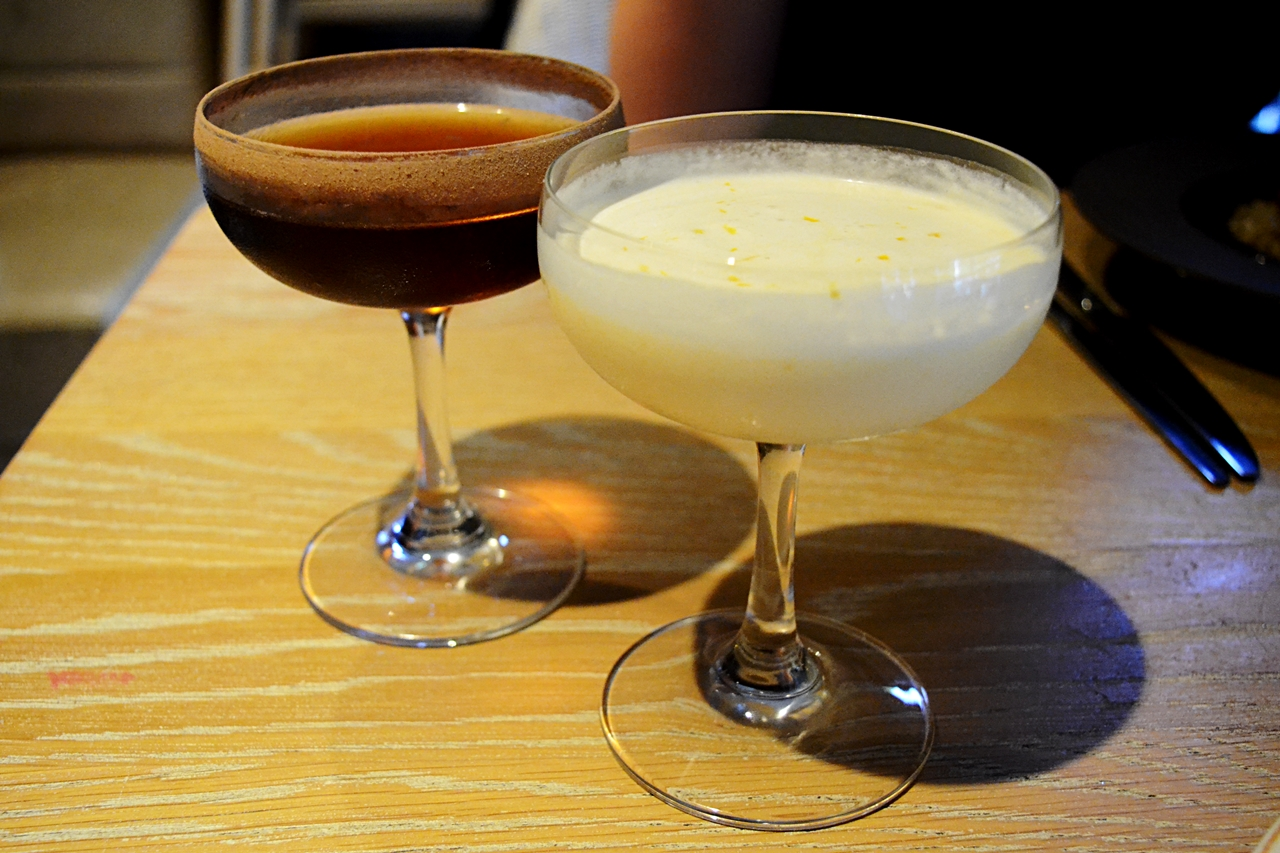 george's worsley cocktails salted caramel martini white chocolate orange