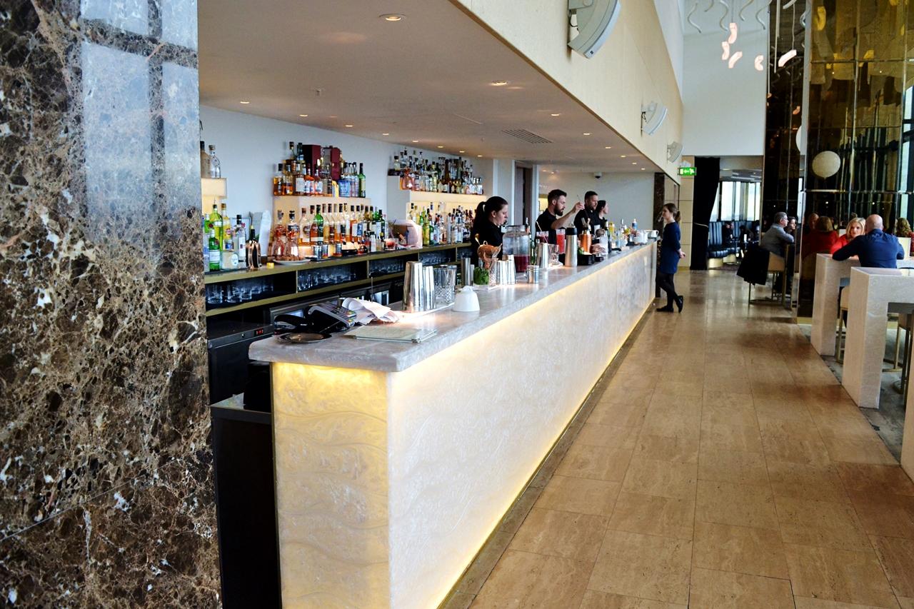 cloud 23 bar hilton hotel