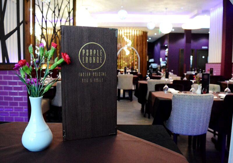 purple lounge indian restaurant review walkden