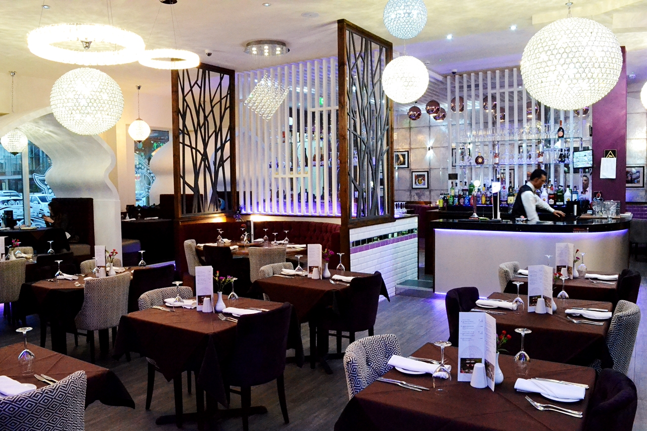 purple lounge restaurant salford manchester walkden