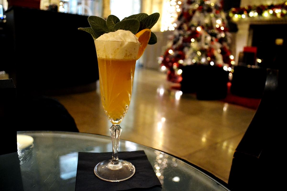 rosso restaurant bar d1 london spirits mancunian mandarin cocktail manchester