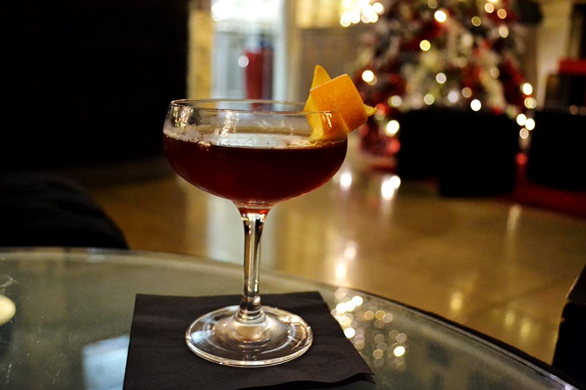 The Artesian HK Spice Cocktail rosso restaurant bar manchester d1 london spirits