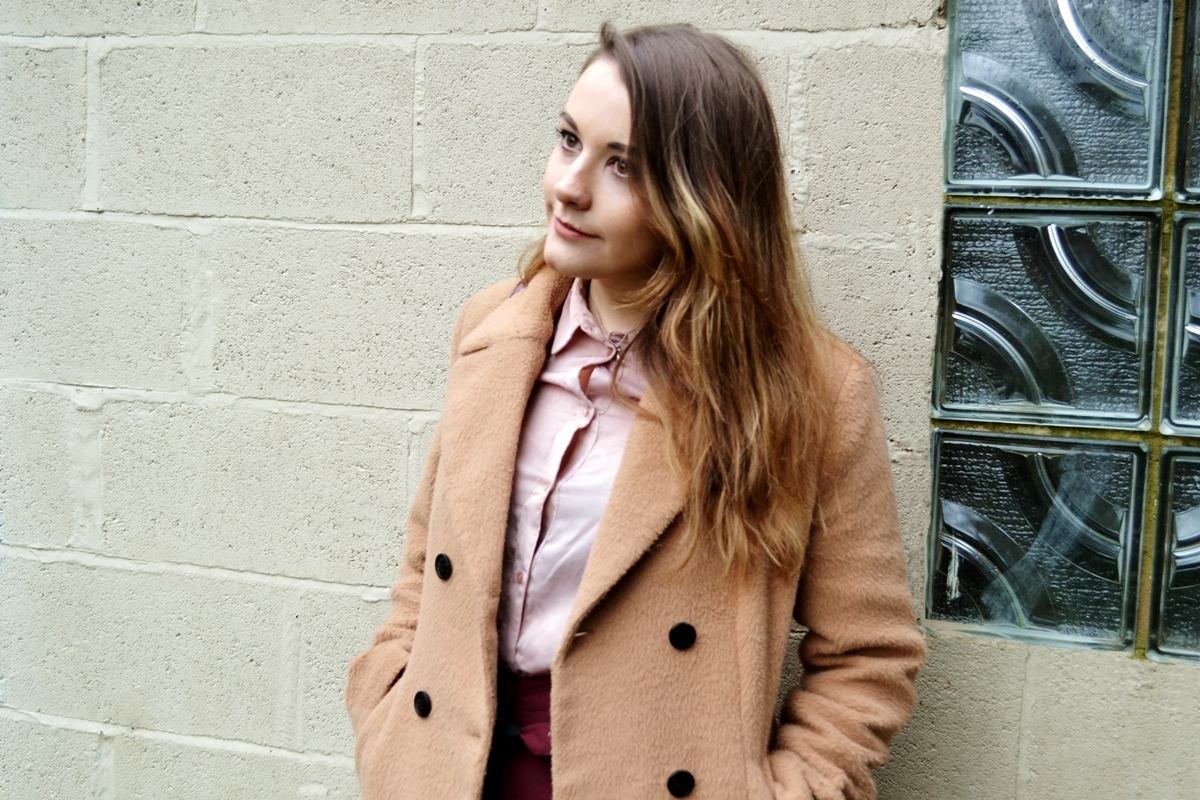 Trend Editorial: Pink Spring Tailored Chic