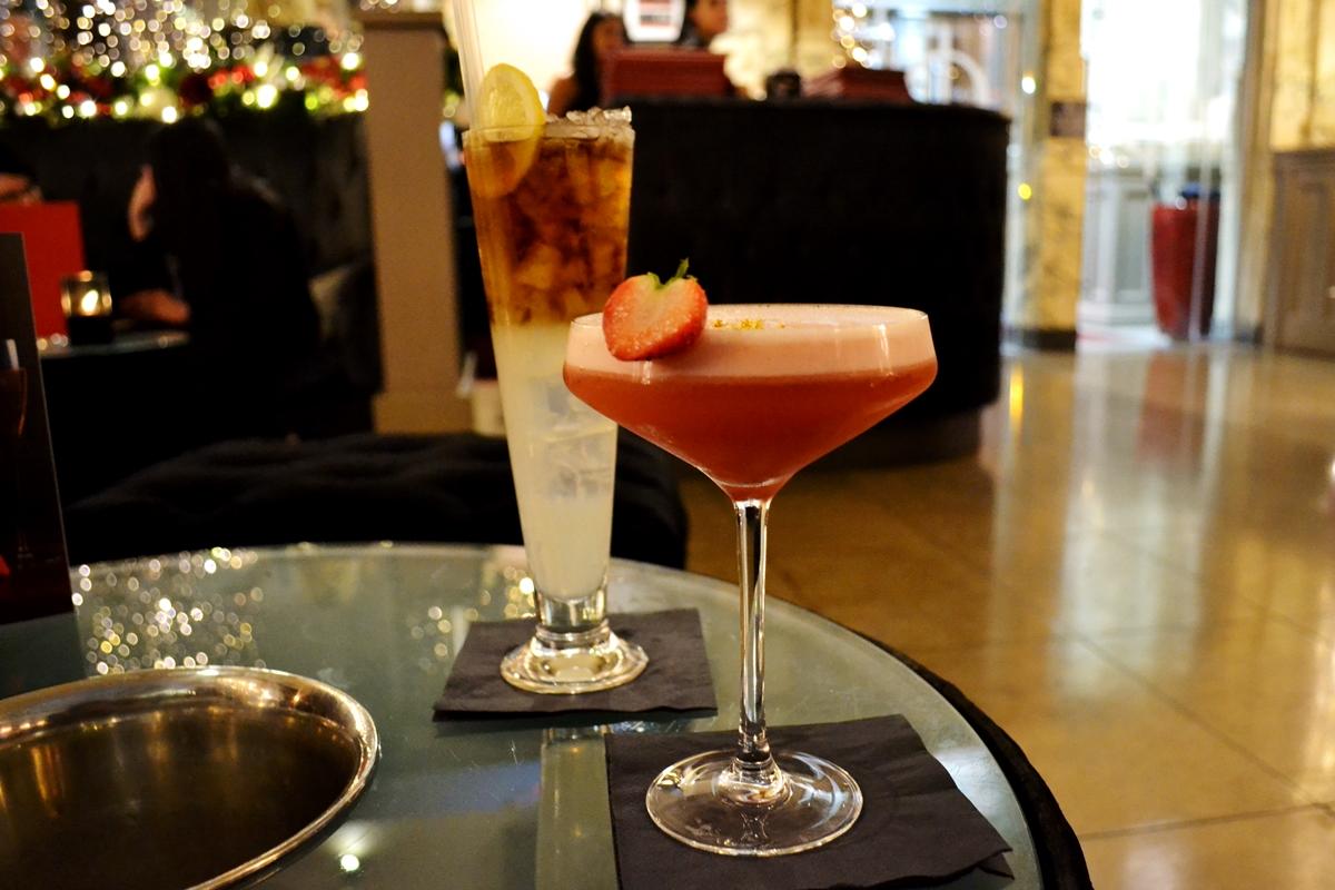 long island iced tea dolce vita cocktail rosso restaurant manchester bar
