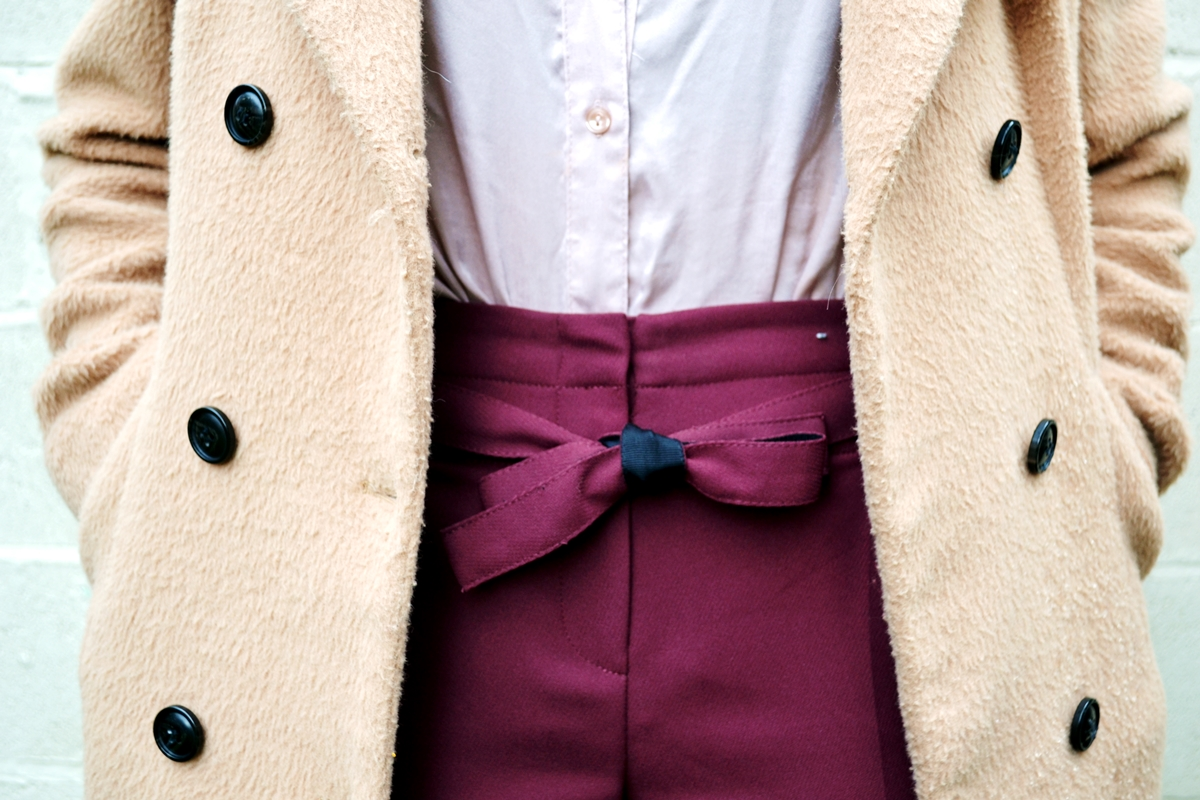 Trend Editorial: Pink Spring Tailored Chic primark tailored trouers