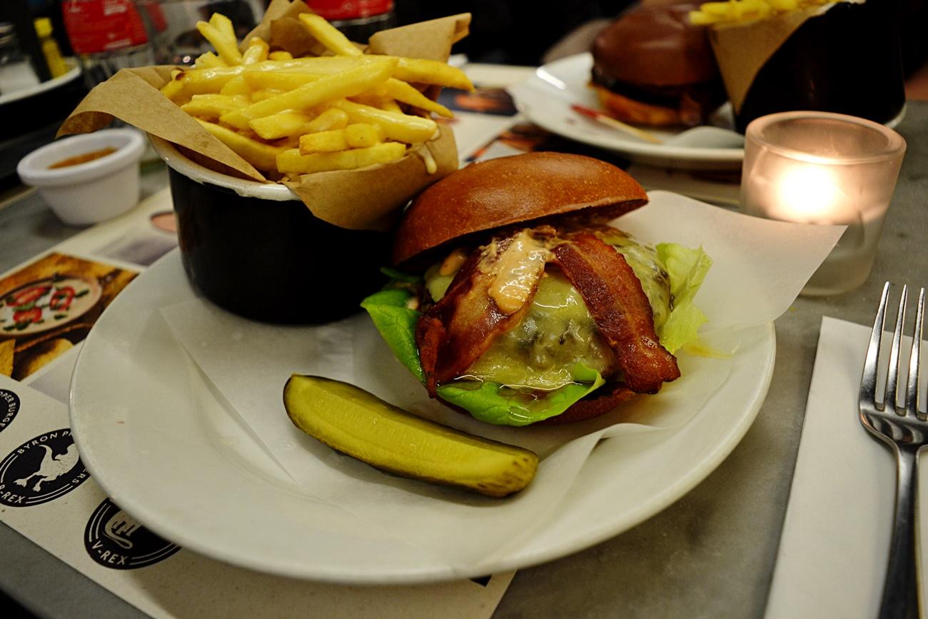 byron burger picadilly