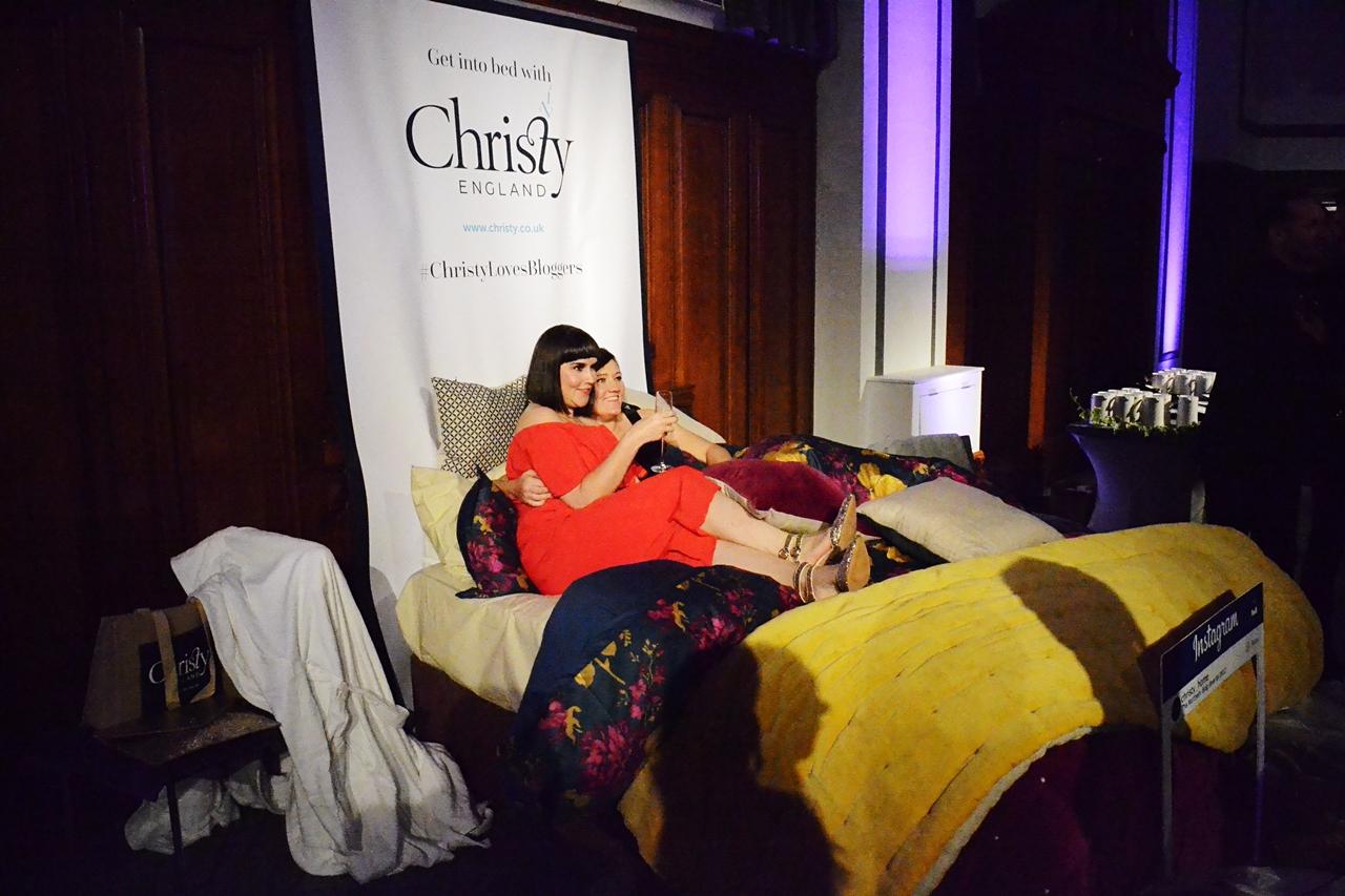 christies nbas northern blog awards bed