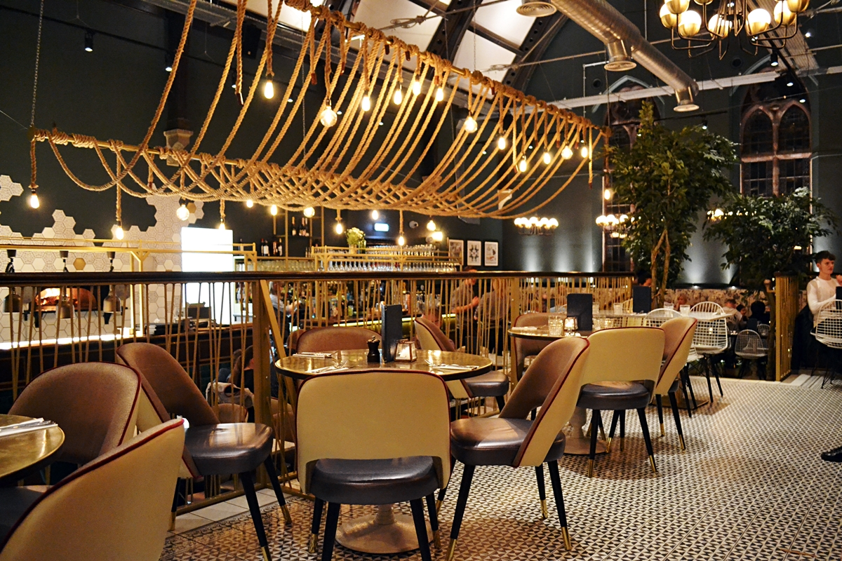 the lost and found restaurant knutsford cheshire