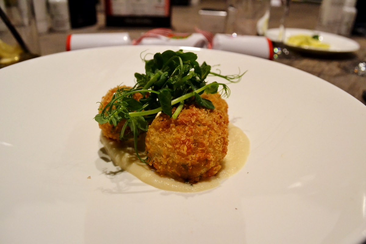 breaded starter kings street townhouse