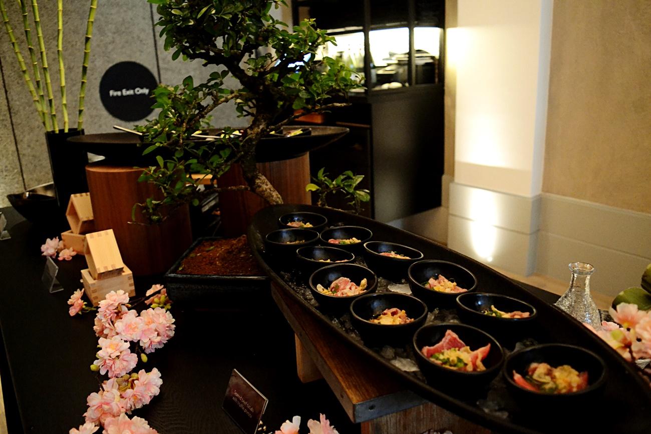 japanese brunch buffet peter street kitchen