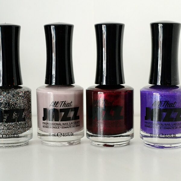 All that Jazz Nail Lacquer Review