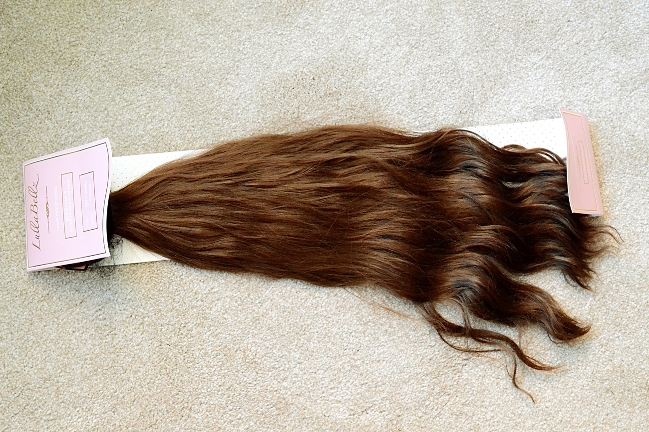 lullabellz clip in hair extensions