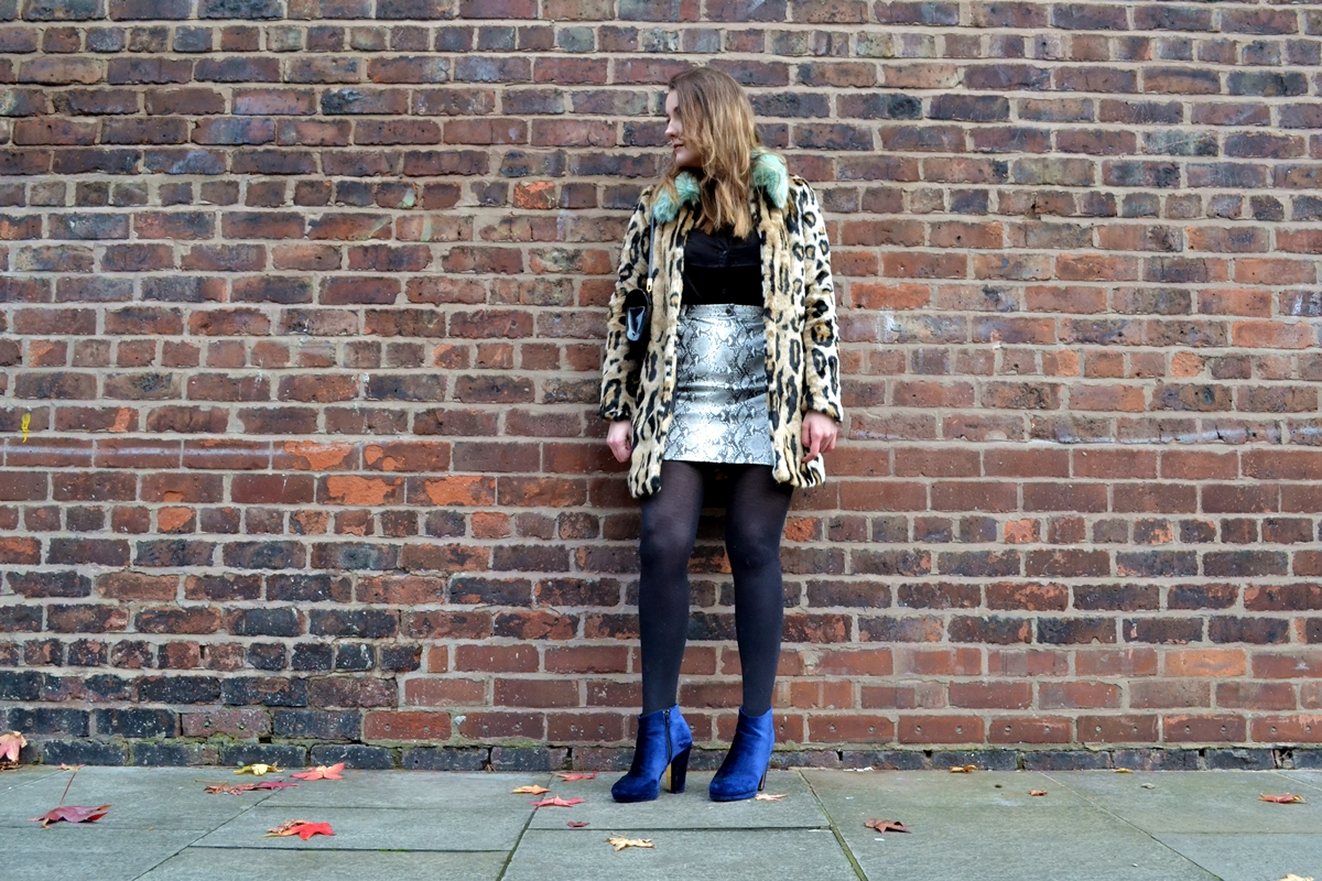 Trend Editorial: Texture Clashing Confidence trends leopard snakeprint velvet new look asos missguided