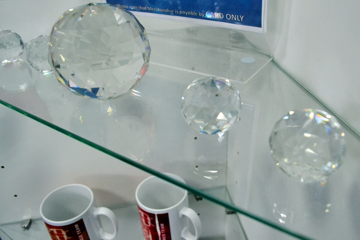 the crystal maze merchandise