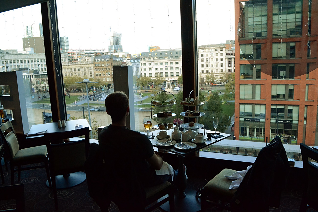 mercure picadilly hotel view