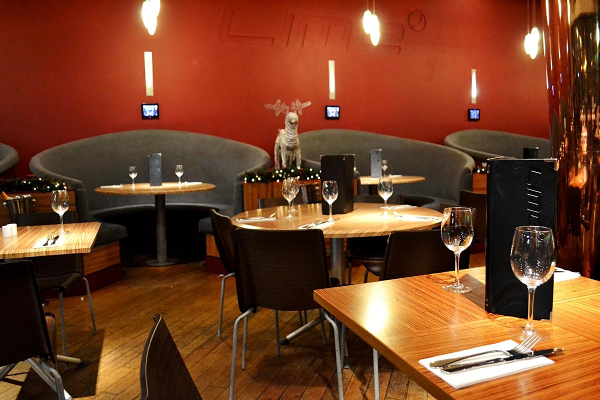 lime restaurant salford quays media city uk review