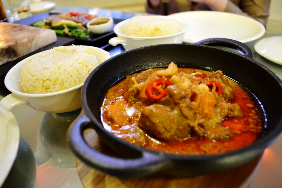 chaophraya massaman curry thai food manchester