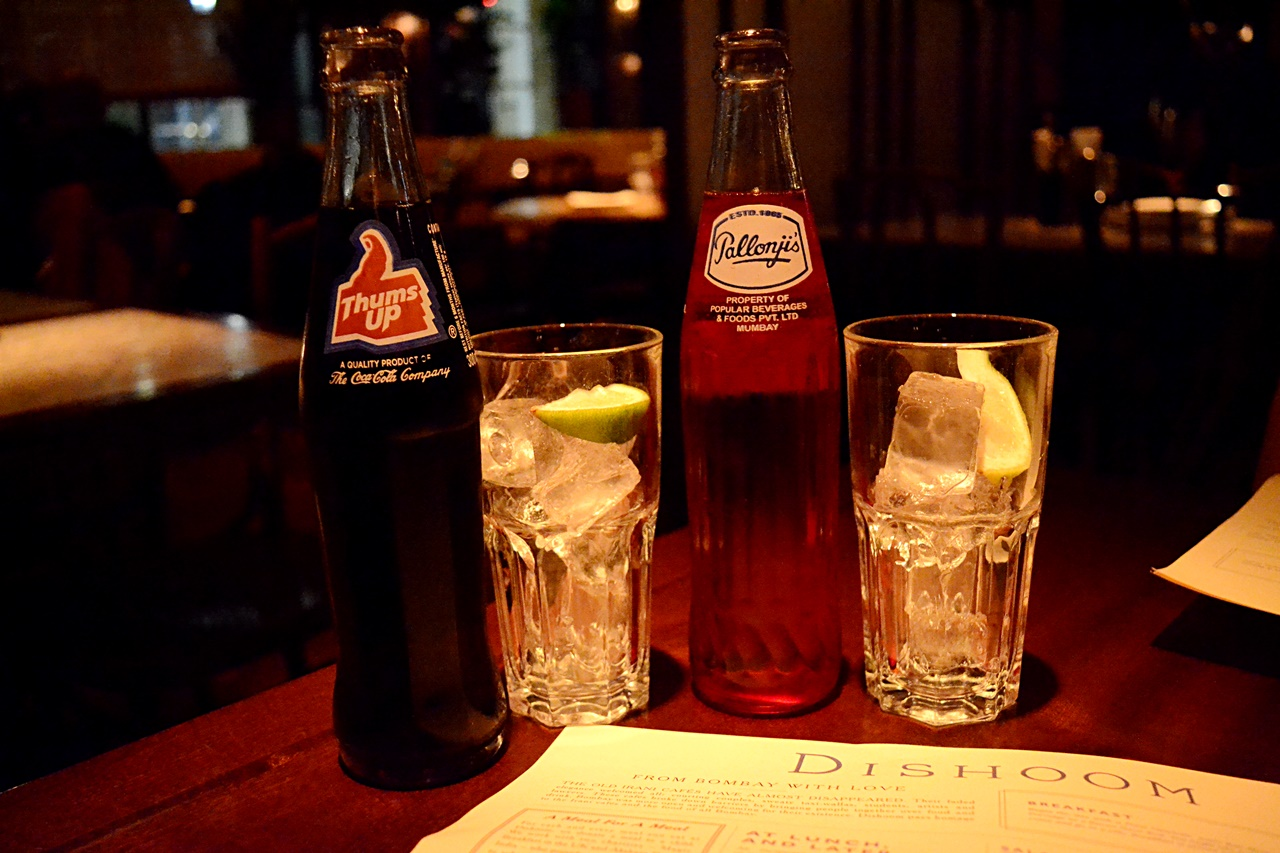 thums up cola dishoom raspberry soda