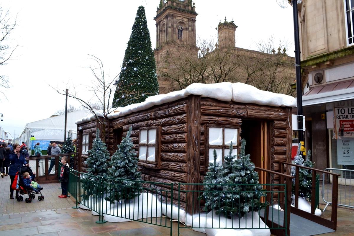 Bolton Winter Wonderland Christmas Activity