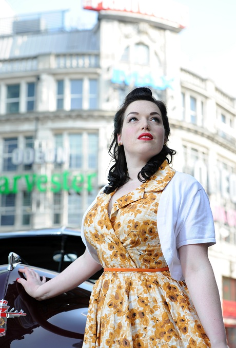 Vintage Fashion At The Printworks