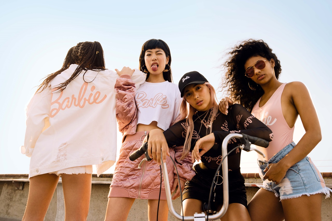 missguided launch barbie collection fashion